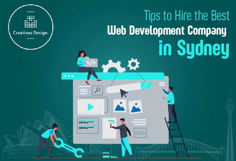 web development company in sydney